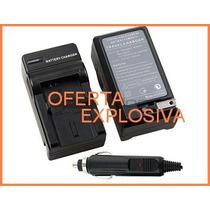 Cargador Smart Led Vw-vbk180 Video Camara Panasonic Hdc-t55