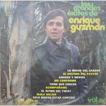 Rock Mexicano.enrique Guzman, Vol. 4, Lp 12´mdn