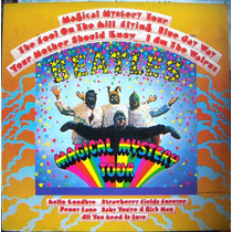 Rock Inter, The Beatles, Magical Mystery Tour, Lp 12´,españa