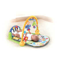 Gimnasio Musical Fisher Price Con Piano Para Bebe 3 En 1