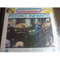 Disco Acetato Pedro Infante Despierta,te Canta Pedro Infante