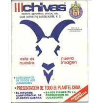 Chivas Paquete De 10 Revistas Del Los 80
