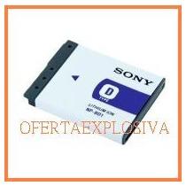 Bateria De Lithium Ion Np-bd1 Camara Sony Dsc-t2 T200 T300