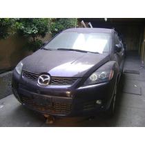 Mazda Cx7 2007 2.3 Turbo Autopartes Refacciones Y Colision