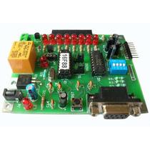 Kit Microcontrolador Pic 16f88 Tarjeta De Desarrollo