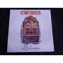 Caifanes El Silencio Lp
