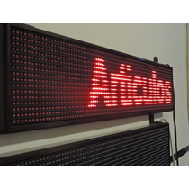 Anuncio De Led Programable 19x100 - Letrero Luminosos De Led