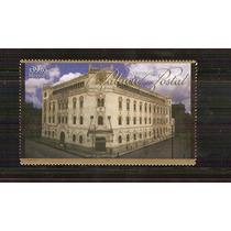 2007 Centenario Palacio Postal Sello $39.50 Formato Grande