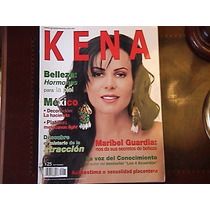 Maribel Guardia En La Revista Kena