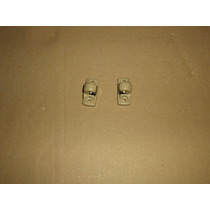 Soportes De Viseras Color Beige Clips Vw Jetta, Golf A4