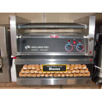 Roladora De Hot-dogs C/panera Incluida.