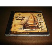 Manuel Mijares - Cd Album - Corazon Salvaje * Pyf
