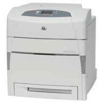 Remate Impresora Hp Color Tabloide 5550dn