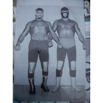 Fotos De Luchadores Enmascarados, Blue Demon