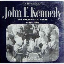 Documental, John F. Kennedy, 1960 - 1963, Lp 12´, Sp0