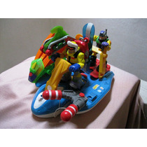 Rescue Heroes De Fisher Price
