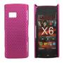 Protector Rigido Rosa Fuerte  Para Nokia X6