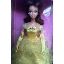 Princesa Bella De Tienda Disney Store