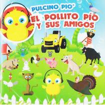 El Pollito Pío Y Sus Amigos / Pulcino Pio/ Cd Original Nuevo