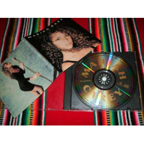 Mariah Carey / Primer Cd - 1990 C / Cancionero - Vbf
