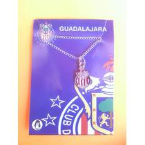 Collar De Fantasia De Las Chivas Rayadas De Guadalajara