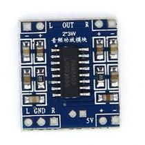 2 Canales Estéreo De Clase D 3w Digital Audio Amplificador M