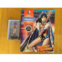 Dc Wonder Woman Colección Superheroes Panini # 3 Metálica