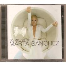 Marta Sanchez Lo Mejor Cd + Dvd Ed. España - Ole Ole