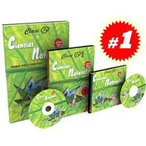 Ciencias Naturales Para Primaria 1a. Parte 1 Vol ,1 Dvd,1 Cd