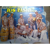 Disco Acetato De Super Show De Los Vaskez