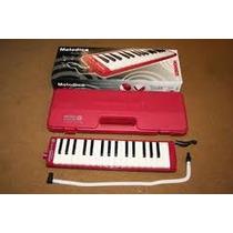 Melodica Hohner Piano 32t.fa-do Roja C/e Mod C94324s