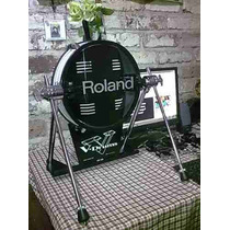 Bass Drum Roland V- Kick Kd-120 De V. Drums. Reestrenalo.