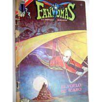 Comics Fantomas El Vuelo De Icaro Serie Avestruz Vv4