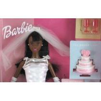 Barbie Boda De Sueno Afroamericana