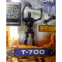 Terminator Salvation Figura T700 Playmates