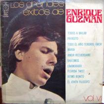 Enrique Guzman, Vol. 6, Lp 12´,
