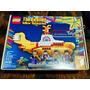 Lego Ideas Yellow Submarine