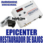 Epicenter Audiocontrol Original Restaura Bajeo Woofers Spl