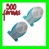 500 Formas Para Uñas Esculturales Decoracion Acrilico Gel