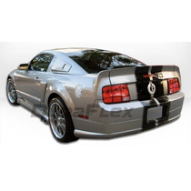 Ford Mustang Eleanor Cola De Pato Aleron 05 06 07 08 09