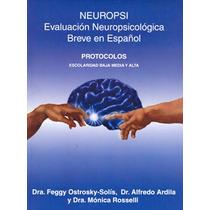 Neuropsi Evaluación Neuropsicológica Breve En Español Exclus