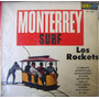 Rock Mexicano, Los Rockets, ( Monterrey Surf), Lp 12´,