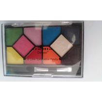 Paleta 10 Colores Sombras Para Ojos - Italia Deluxe