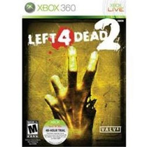 Left 4 Dead 2 Para Xbox 360 Nuevo Blakhelmet