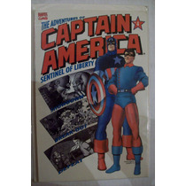 Captain America Sentinel Of Liberty # 4 Marvel Comic