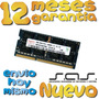 Memoria Ram Ddr3 Sodimm 4gb 1066mhz 1333 Mhz 1600mhz, Laptop