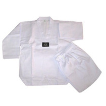 Dobok Blanco Champion - Uniforme Tae Kwon Do - Asiana