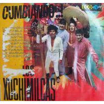 Rock Mexicano. Los Xochimilcas, Cumbiando, Lp12´.