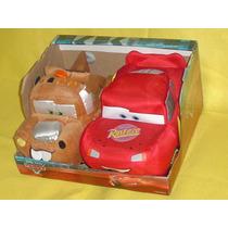 Cars 2 Mate Y Mcqueen Grandes Excelente Precio Y Originales