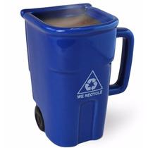 Taza Bigmouth Recycling P/ Te Cafe Liquidos Decoracion